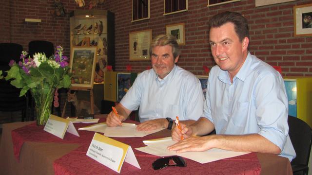 Breda en Zundert werken samen aan afvalinzameling