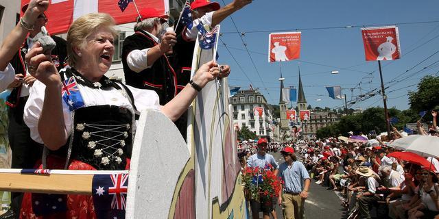Zwitserse universiteit gaat studie jodelen aanbieden
