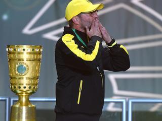 Trainer verliest Duitse bekerfinale van VfL Wolfsburg