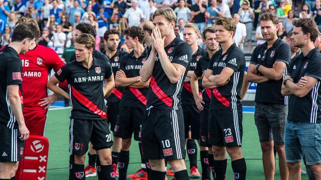 Amsterdam strandt als laatste Nederlandse club in Euro Hockey League