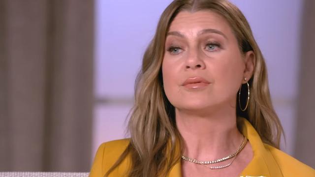 Ellen Pompeo vond Grey's Anatomy eerste tien jaar 'giftige werkomgeving'
