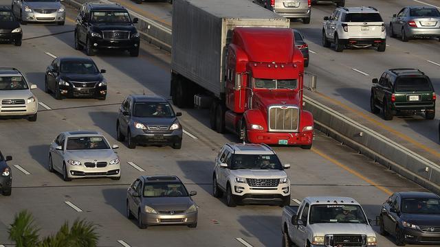 Zes doden en acht gewonden door groot ongeluk op snelweg Florida