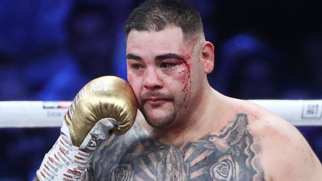 Ruiz erkent dat hij te zwaar was voor titelgevecht met Joshua