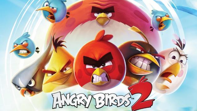 Angry Birds 2 in een week tijd 20 miljoen keer gedownload