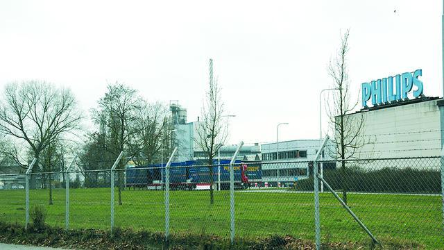 Schoorsteen Philips gaat 450 meter verhuizen