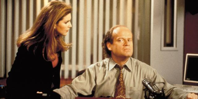 'Zeventien jaar na einde nieuwe afleveringen Frasier op komst'