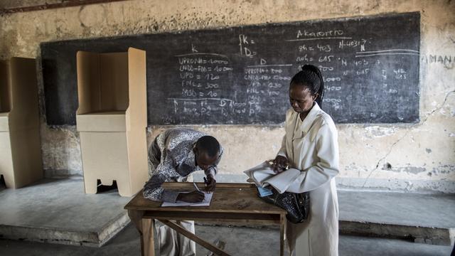 Geen waarnemers van Afrikaanse Unie aanwezig bij verkiezingen Burundi
