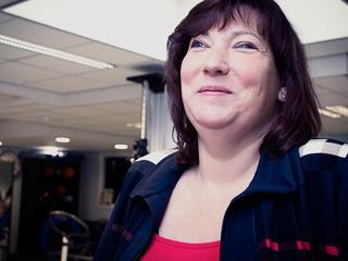 Wat te doen als je met je handicap nergens terecht kunt om lekker te bewegen? Annemarie Uitjens (51) richtte zelf wat op.