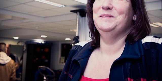 Annemarie startte 's werelds eerste blindensportschool