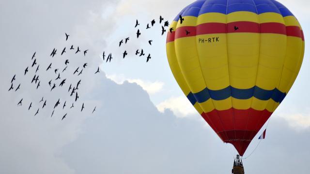 Groninger bekent dreigtelefoontje tijdens TT-ballonfestijn