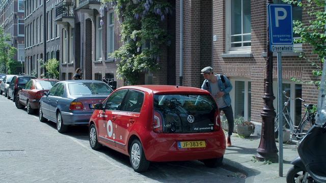 Aantal deelauto's in Utrecht opnieuw explosief gestegen