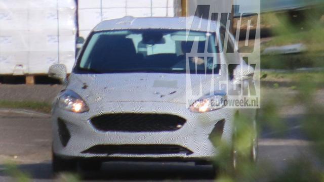 Nieuwe Ford Fiesta 29 november