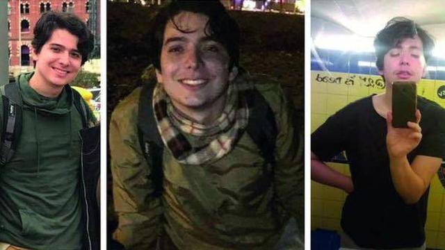 Familie op zoek naar vermiste 23-jarige Colombiaan