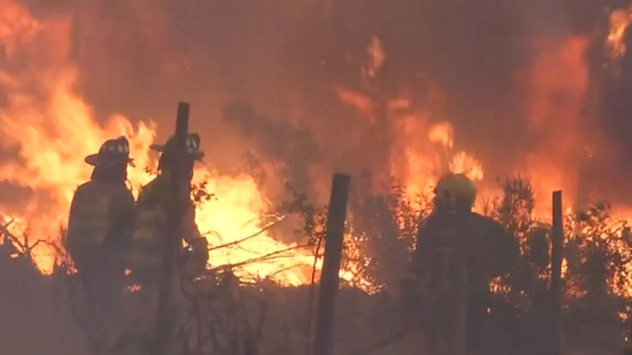 Zes doden bij ergste bosbranden in tientallen jaren in Chili