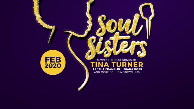 Bezoek de spectaculaire Soul Sisters en ontvang tot 15,75 euro voordeel