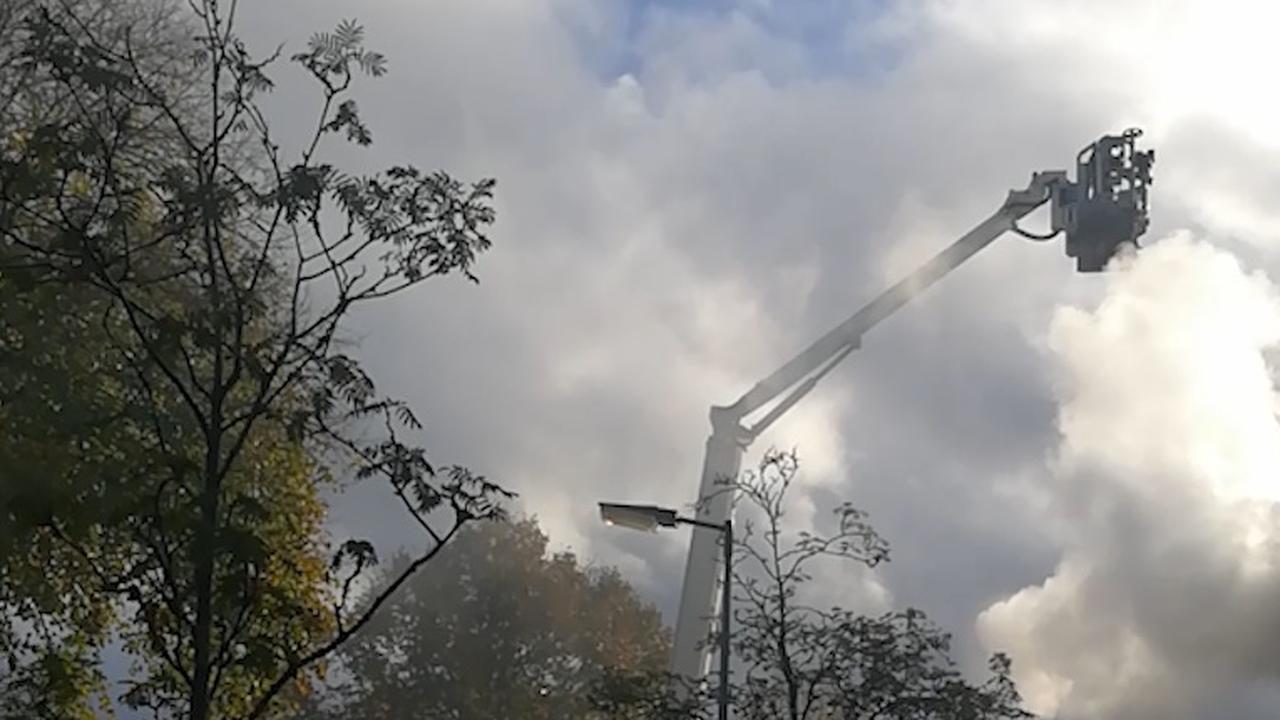 Brandweer ter plaatse na ontploffing woning Alkmaar