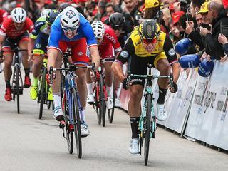 Parkoers Vlaamse wielerklassieker door Zeeland