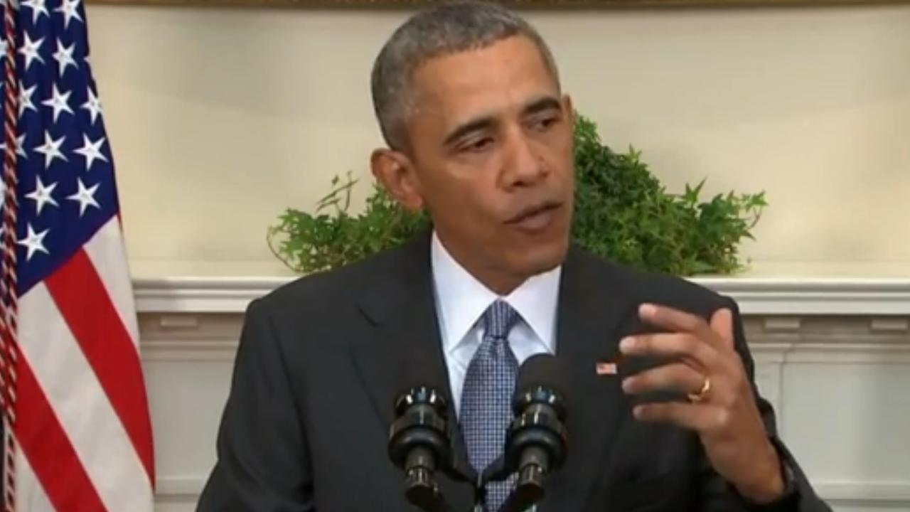 Obama spreekt over opvang gevangenen Guantánamo in VS