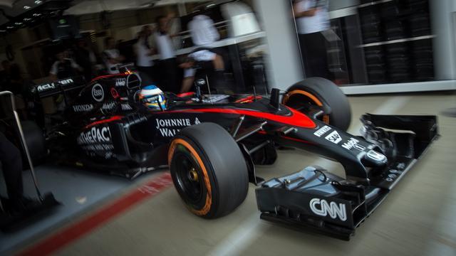 Teambaas Boullier blijft geloven in podiumplaats voor McLaren