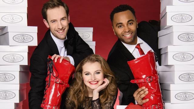 Bestel tickets voor Broadway-musical Kinky Boots vanaf 49,50 euro