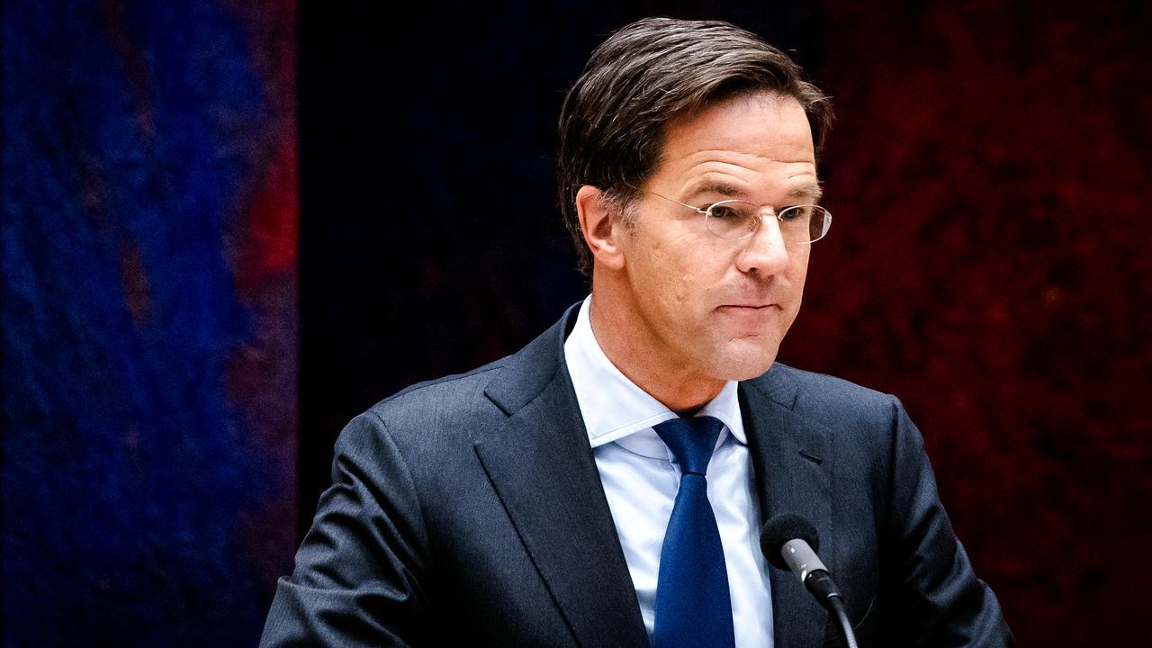 Rutte verklaart aftreden kabinet: 'Het was de ultieme conclusie'