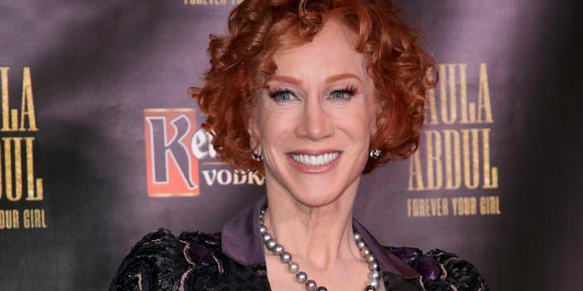 Longkankeroperatie van Kathy Griffin goed verlopen