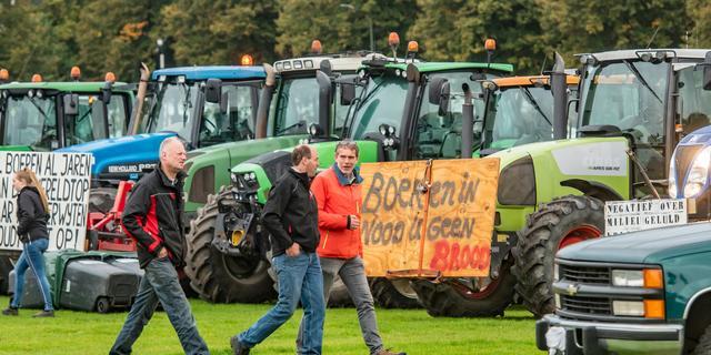 Provincie trekt beleidsregel stikstof in na boerenprotest in Leeuwarden