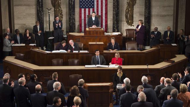 Huis van Afgevaardigden VS wil strengere controles Syrische vluchtelingen