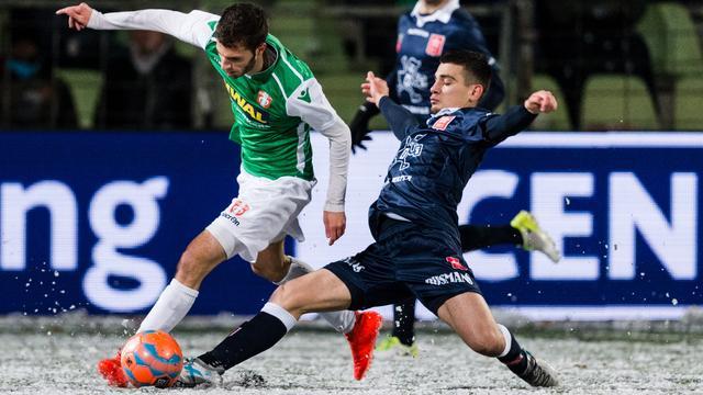 Samenvatting FC Dordrecht-MVV Maastricht (2-4)