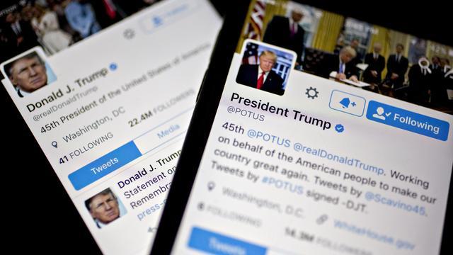 Rechter oordeelt dat Trump op Twitter geen gebruikers mag blokkeren