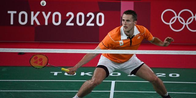 Caljouw en Piek/Seinen sneuvelen in olympisch badmintontoernooi