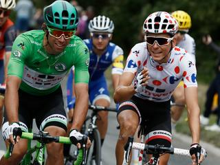Team wint vier etappes en twee truien in Tour de France