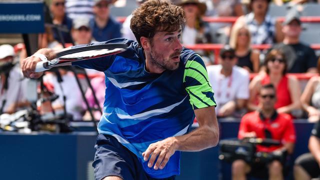 Haase ook bij ATP-toernooi Stockholm direct onderuit