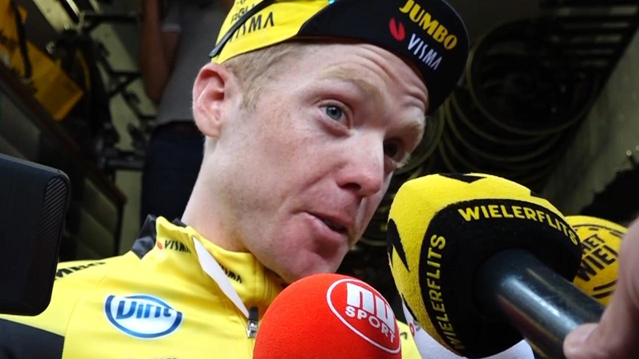 Kruijswijk na gestaakte etappe: 'Dit is niet het einde'