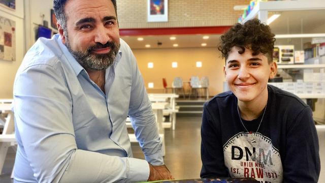 Sinan Can wil dat Thierry Baudet naar documentaire over vluchtelingen kijkt