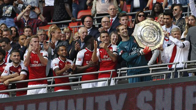 Arsenal in Community Shield na strafschoppen te sterk voor Chelsea