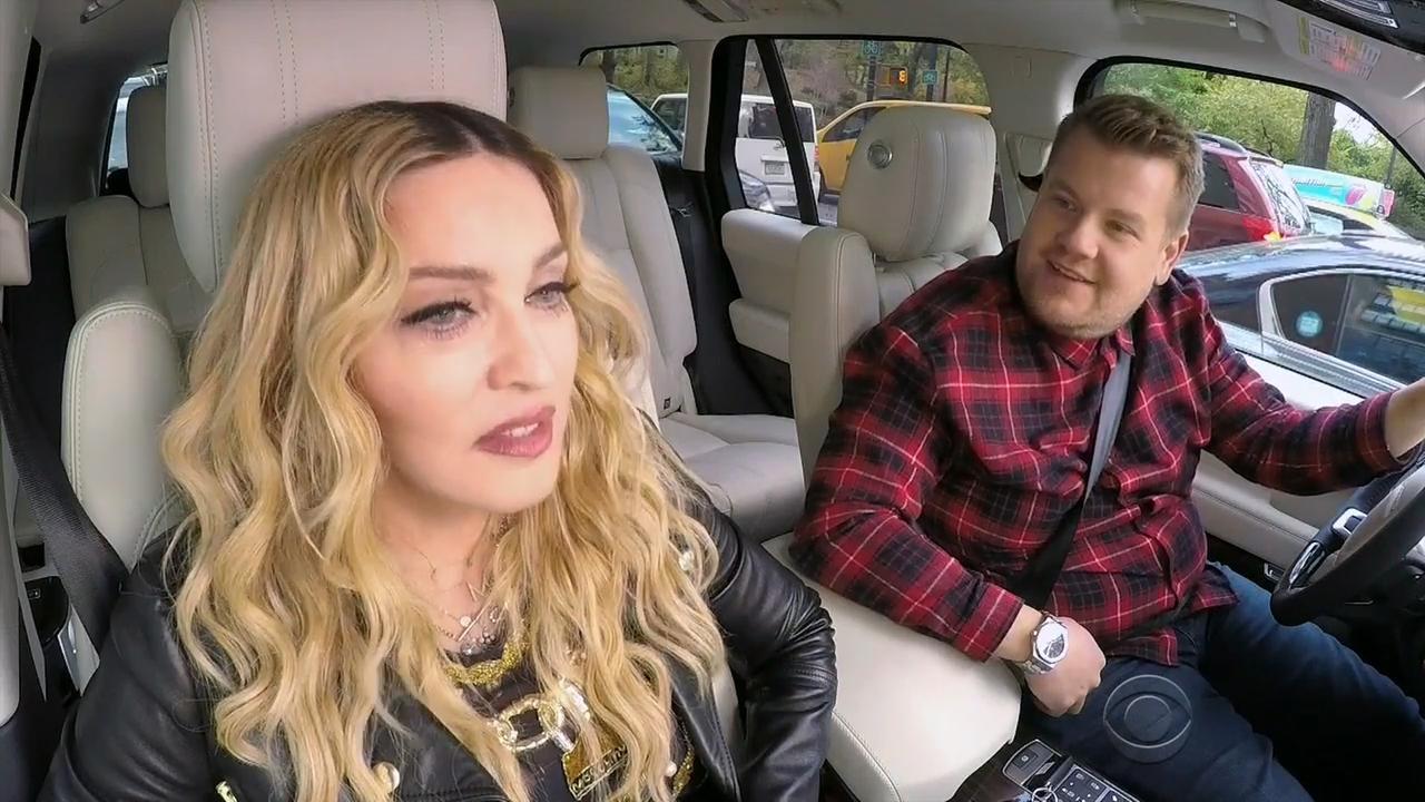 Madonna gaf 'verlegen' Michael Jackson Chardonnay om te zoenen