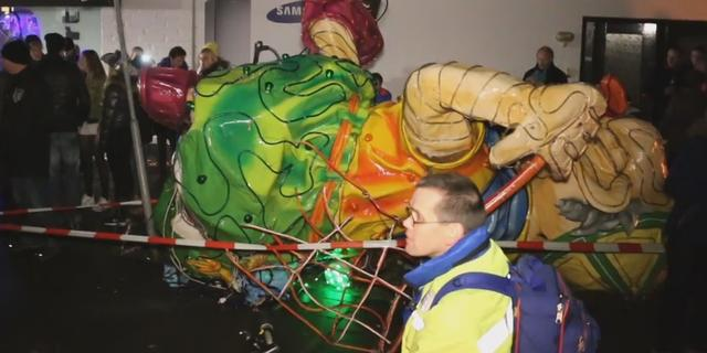 Gewonden door ongeval met praalwagen tijdens carnavalsoptocht Tubbergen