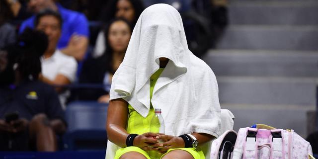 Osaka neemt voorlopig afstand van tennis: 'Ik ben niet eens gelukkig als ik win'