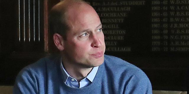 Prins William uit kritiek op miljonairs die ruimtereizen maken