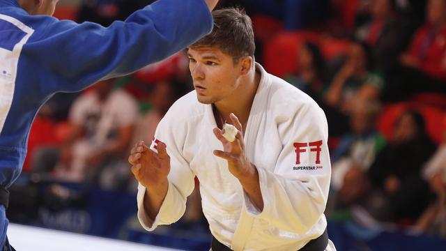 Geblesseerde Van 't End moet streep door WK judo zetten