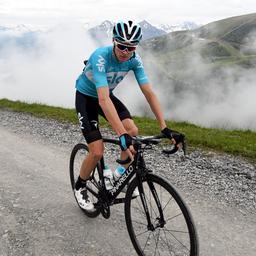 Furieuze Hinault roept op tot staking als Froome aan Tour-start verschijnt