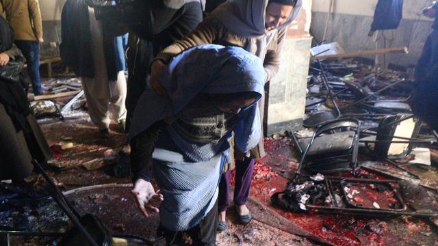 Bijna 3500 burgerdoden in 2017 door geweld Afghanistan