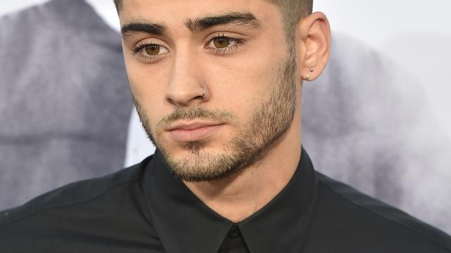Voormalig One Direction-lid Zayn Malik heeft geen contact met andere bandleden