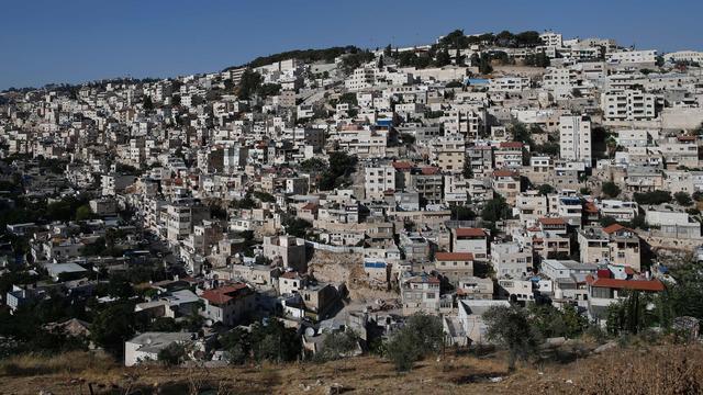 'Israël gaat weer honderden woningen bouwen in Oost-Jeruzalem'