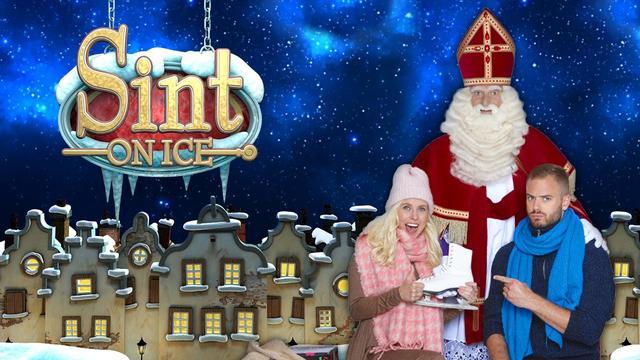 Bezoek de show Sint on Ice met Jim en Bettina en ontvang meer dan 5 euro korting