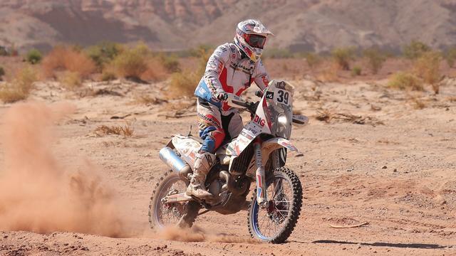 Van den Goorbergh verliest bewustzijn tijdens derde etappe Dakar Rally