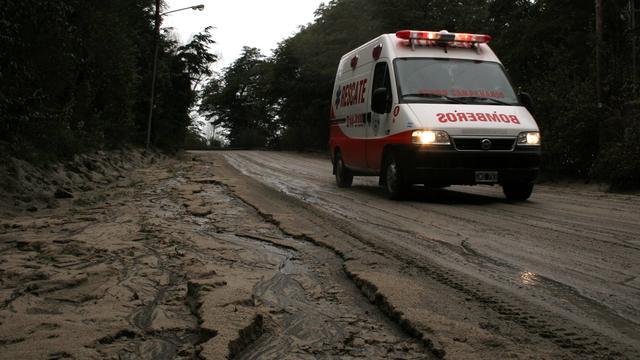 Twee personen omgekomen bij busongeluk in Chili