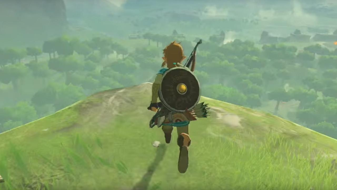 Nieuwe Zelda-game heet Breath of the Wild
