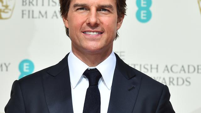 Tom Cruise onthult titel nieuwe Top Gun-film